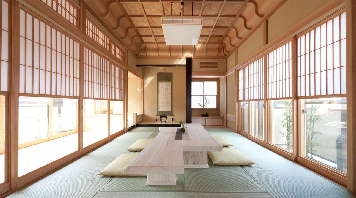 池田建設で自由設計した夢ハウスの和室