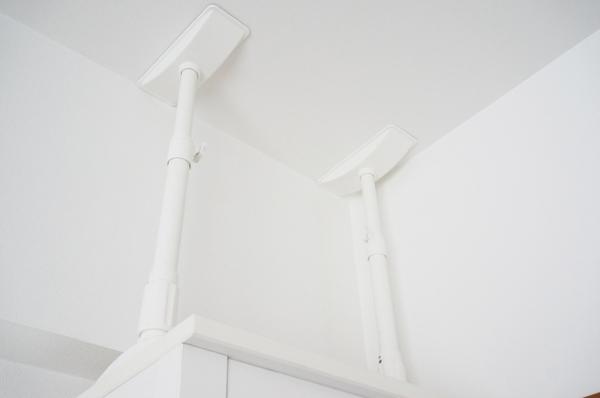 家具の固定など、行うべき地震対策と耐震リフォーム